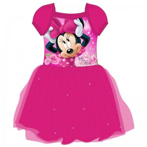 Disney Minnie fuchsia dress