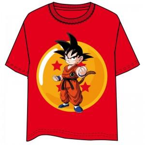 Dragon Ball Son Goku adult t-shirt