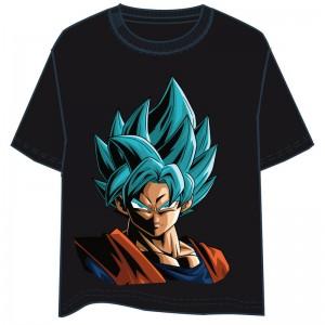 Dragon Ball Son Goku Super Saiyan Blue adult t-shirt