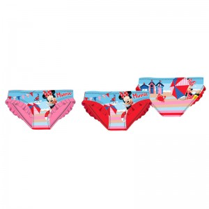 Disney Minnie assorted swim panties beach