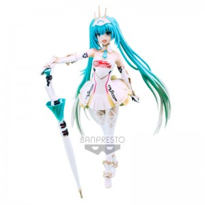EXQhatsune miku racing 2015 figure