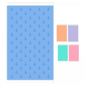 Anchors assorted cotton sarong beach towel