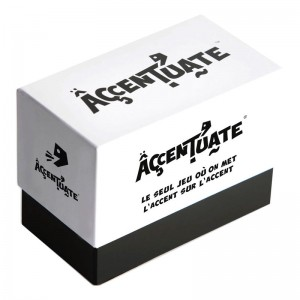 Accentuate board game