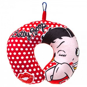 Betty Boop neck cushion
