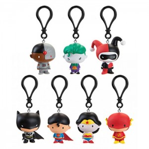 DC Comics Chibi assorted keychain