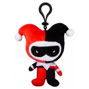 DC Comics Harley Quinn Chibi keychain