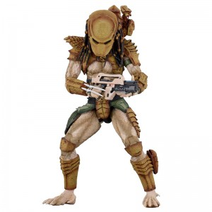 Alien vs Predator Hunter figure