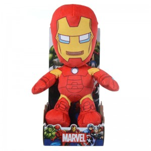 Marvel Avengers Iron Man plush toy 25cm