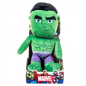 Marvel Avengers Hulk plush toy 25cm
