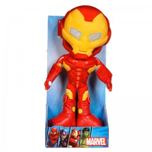 Marvel Avengers Iron Man Action plush toy 25cm