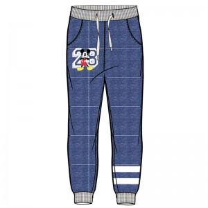 Disney Mickey polar jogging pants