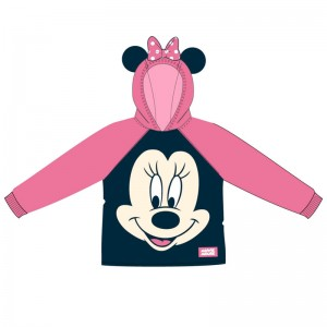 Disney Minnie coral sweatshirt