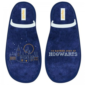 Harry Potter Hogwarts premium slippers