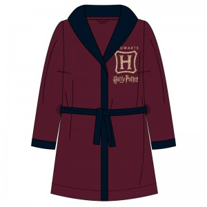 Harry Potter coral housecoat