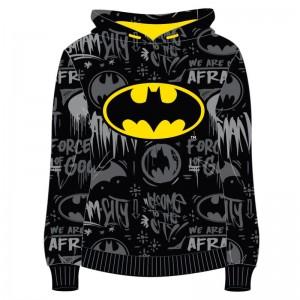 DC Comics Batman coral sweatshirt
