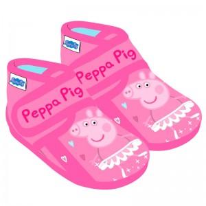 Peppa Pig half boot slippers