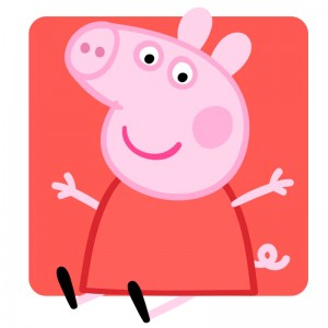 Peppa Pig premium cushion