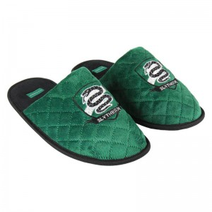 Harry Potter Slytherin premium slippers