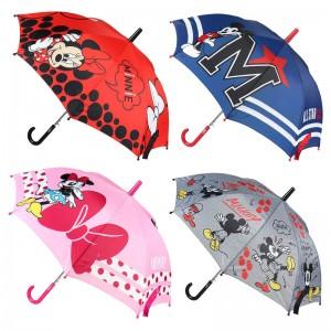 Disney assorted automatic premium umbrella 45cm