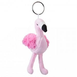 Florence Flamingo keychain