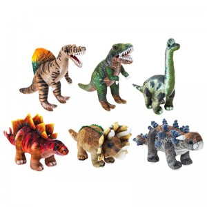 Dinosaurs Beanies assorted plush toy