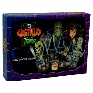 The Castle of Terror board game