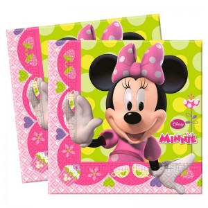 Disney Minnie set 20 napkins