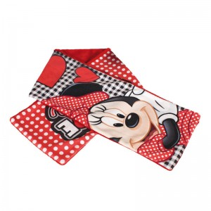 Bufanda Minnie Disney polar