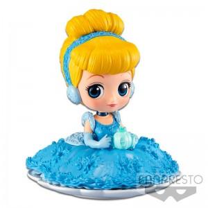 Disney Cinderella Characters Sugirly Q Posket figure