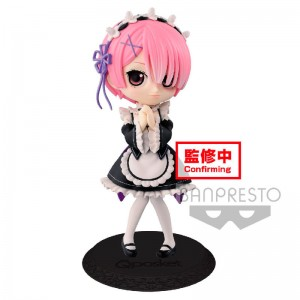 Re Zero Ram Starting Life in Another World Q Posket A figure