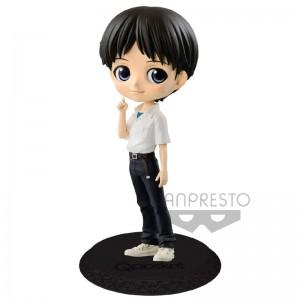 Evangelion Shinji Ikari Movie Q Posket A figure