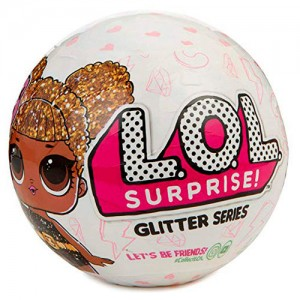 LOL Surprise Glitter assorted surprise ball