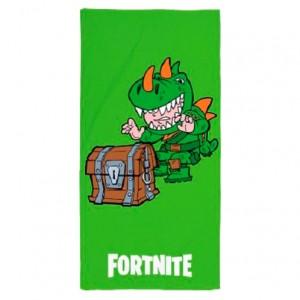 Fortnite Dino cotton beach towel