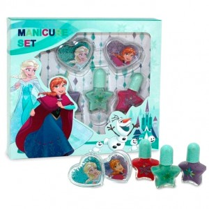 Disney Frozen manicure set