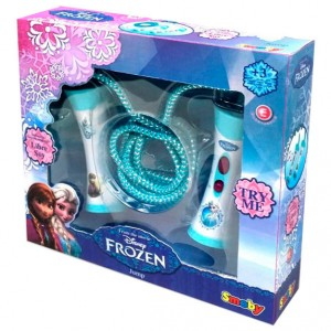 Disney Frozen musical skip rope Spanish