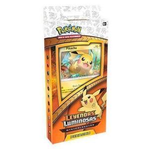 Pokemon Mini Pikachu Collection of Legends Bright spanish