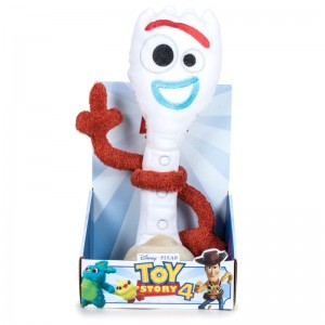 Disney Pixar Toy Story 4 Forky plush toy 28cm
