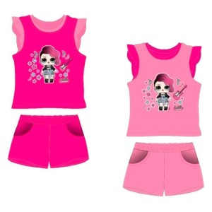 LOL Surprise assorted t-shirt and trousers set