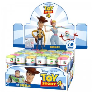 Dacing Toy Story 4 assorted bubbles
