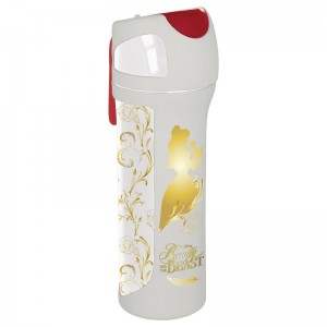 Disney Beauty and the Beast robot bottle