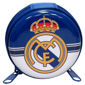 Real Madrid metal purse