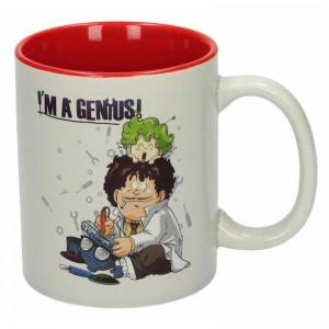 Dr. Slump I'm a Genius mug