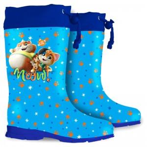 44 Cats Meow rain boots