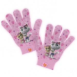 44 Cats Milady gloves