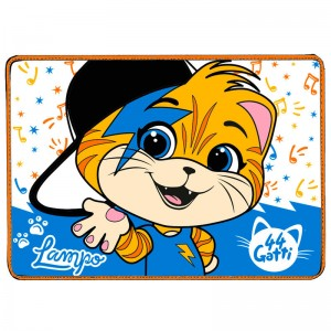 44 Cats Lampo placemat