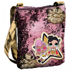 LOL Surprise Magic sequins shoulder bag