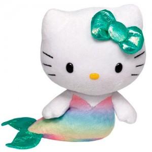 Ty Beanie Babies Hello Kitty Plush Mermaid 15cm