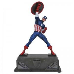 Marvel Captain America resin statue 30cm