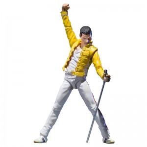 Queen Freddie Mercury SH Figuarts figure 14cm