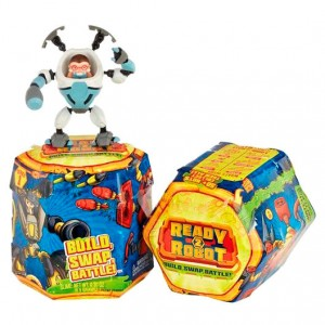 Ready 2 Robot serie 1 assorted surprise capsule
